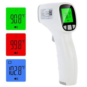 Solidpin Infrared Digital Forehead Thermometer