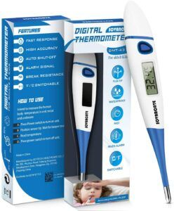 SOVARCATE Medical Digital Thermometer, Oral/Rectal/Underarm